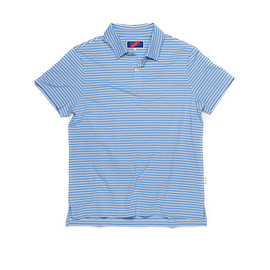 Best Made Company - The Short Sleeve Striped Polo