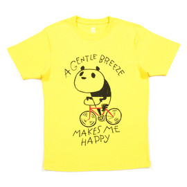 graniph - Panda Bicycle