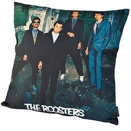 "MEDICOM TOY - VINYL ""THE ROOSTERS"" CUSHION THE ROOSTERS"