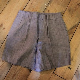 french army - military shorts
