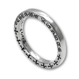 CHROME HEARTS - Not True Fucking Love Ring
