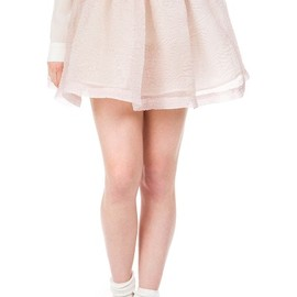 OPENING CEREMONY - opening ceremony 2011 organza skirt