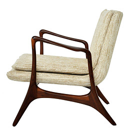 Vladimir Kagan - Sculptural Lounge Chair