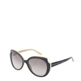 MARC BY MARC JACOBS - Rounded Cut Out Sunglasses