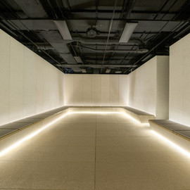 Alex Cochrane Architects - The Silence Room at Selfridges