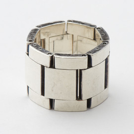 M.Y.LABEL - Watch Belt Ring