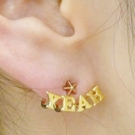 """ete - ■ete×一ツ山佳子 Collaborated Jewelry - Wrap colleltion - """"YEAH""""■"""