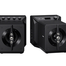 SONY, SA-Z1 - Hi-Res Near Field Powered Speaker System