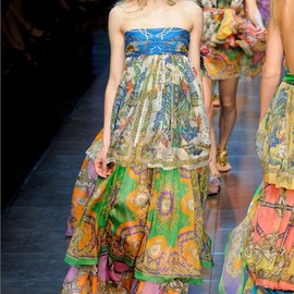 d & g - spring summer collection 2012