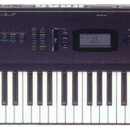 KORG - MUSIC WORKSTATION X3