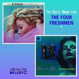 The Four Freshmen - Voices in Love / Love Lost