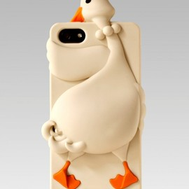 MOSCHINO - iPhone case - LUISA THE GOOSE!