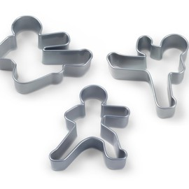 Fred - Fred & Friends Ninjabread Men Cookie Cutters