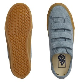 VANS - STYLE 23 V (FUZZY SUEDE)
