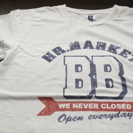 HOLLYWOOD RANCH MARKET - OPEN EVERYDAY SS TEE
