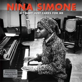 NINA SIMONE - MY-BABY-JUST-CARES-FOR-ME-180G
