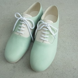 creema - LADYS BU×WH Leather shoes
