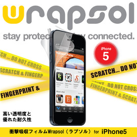 Wrapsol - Wrapsol for iPhone5