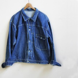 Levi's - 506 XX DENIM JACKET T-BACK STYLE