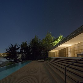 Studio MK27-Marcio Kogan - Rocas House, El Pangue, Chile