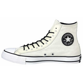 CONVERSE - ALL STAR STUD HI WHITE