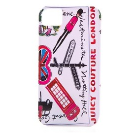 Juicy Couture - iPhone4 case London