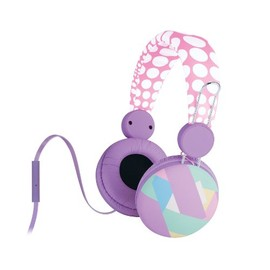 Macbeth Collection - Universal Fashion Headphones with Microphone