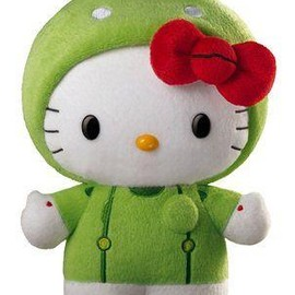Sony Ericsson × Hello Kitty - Android Kitty (非売品)