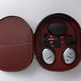 Hermès - Leather headphone case, by Hermès