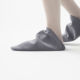 nendo - triangle roomshoes