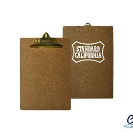 PENCO, STANDARD CALIFORNIA - PENCO × SD Old School Clip Board