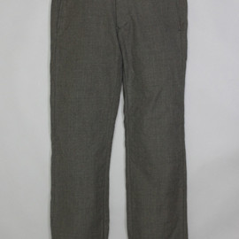 Mountain Research - Piped Stem Pants (Wool Serge)
