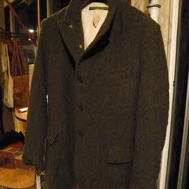 Paul Harnden  - Wool Tweed Jacket
