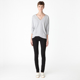 STEVEN ALAN - V Neck Sweatshirt