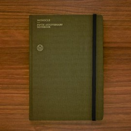 The Monocle Shop - Monocle Fifth Anniversary Notebook