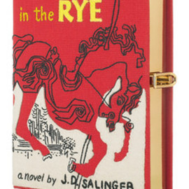 Olympia Le-Tan  - The Catcher in the Rye CLUTCH
