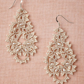 BHLDN - Curvature Earrings