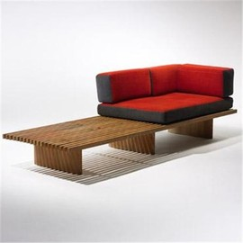Charlotte Perriand - Tokyo Bench, ca 1954