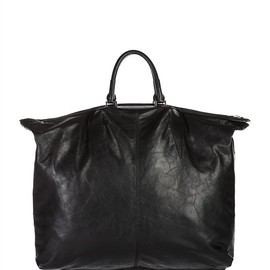 Alexander Wang - Oversized Liner Calf Chiffon With Black Nickel Thumb