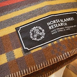Horse Blanket Research - blanket