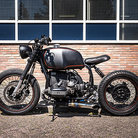 Moto Adonis - BMW R80 Cafe Tracker