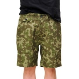 Saturdays Surf NYC - SATURDAYS SURF NYC *BELLOWS*CAMO SHORTS /サタデーズサーフニューヨーク カモショーツ