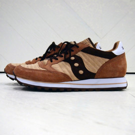 Saucony×White Mountaineering / NAVY.GLAY