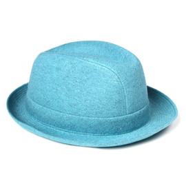PIGALLE - FEDORA HATS BLUE
