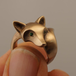 Michaeltatom - fox ring