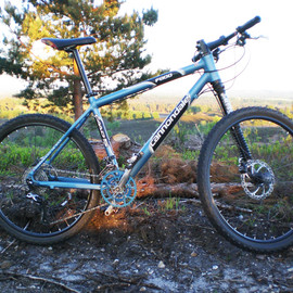 Cannondale - F800