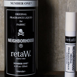 NEIGHBORHOOD - NEIGHBORHOOD x retaW   Fragrance Collection