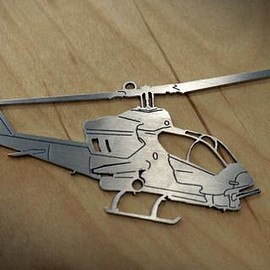URGE - Bell AH-1 Cobra Ornament