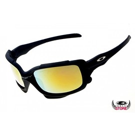 OAKLEY - Oakley Split Jacket black frame fire iridium lens