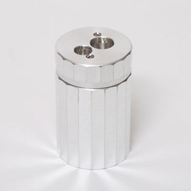 Germany - Solid Aluminum Pencil Sharpener